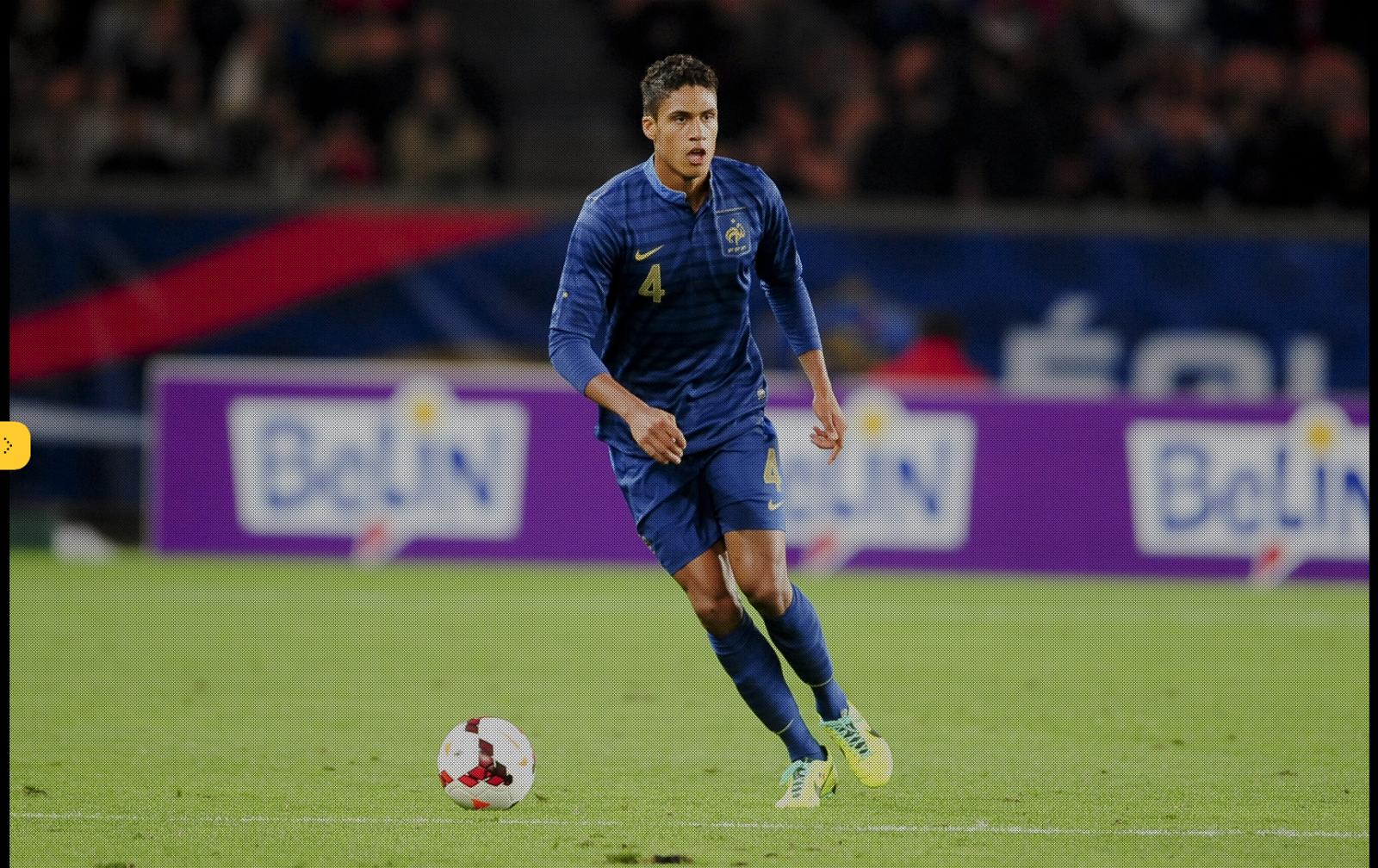 ficial Sites of World Football Players Raphael Varane ficial