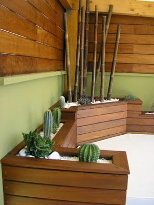 Decorar los interiores con bamb decoraci n del hogar for Bambu decoracion interior
