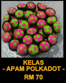 KELAS - APAM POLKADOT