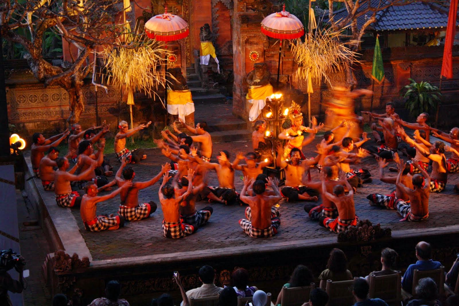 Kecak and Fire Dance | Ubud Trip