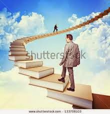 carreira escada livros