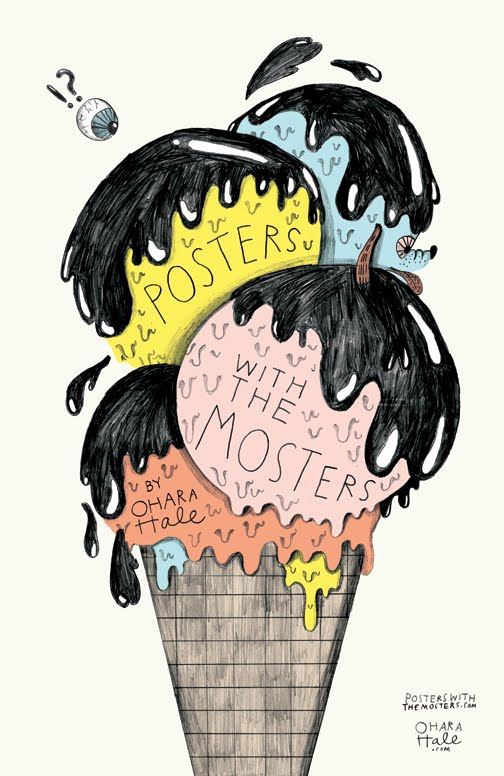 POSTERS WITH THE MOSTERS