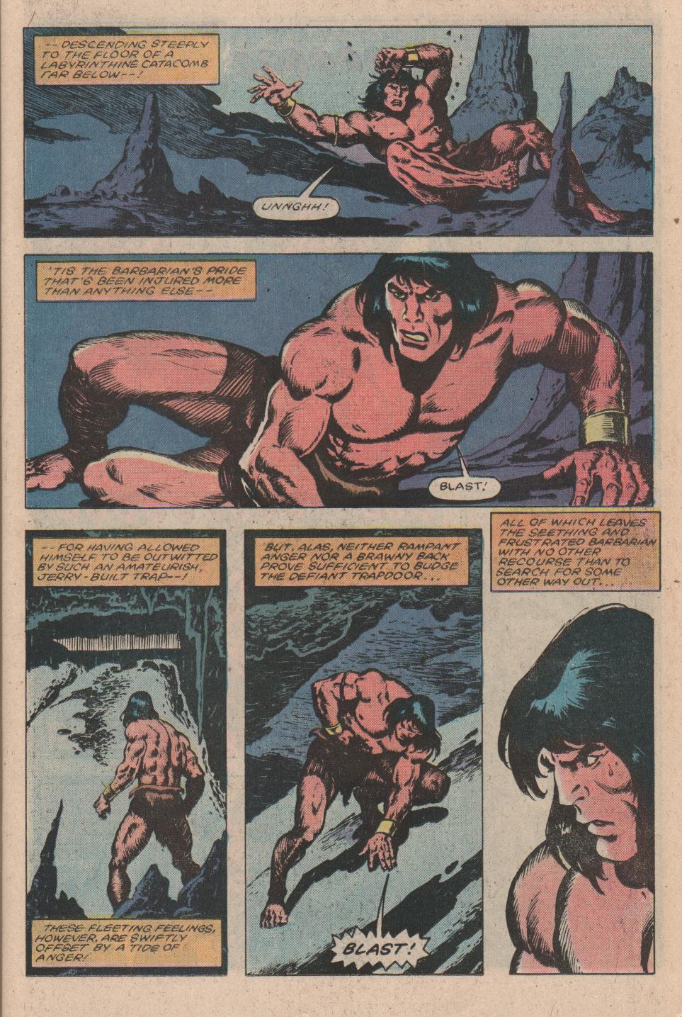 Conan the Barbarian (1970) Issue #156 #168 - English 8