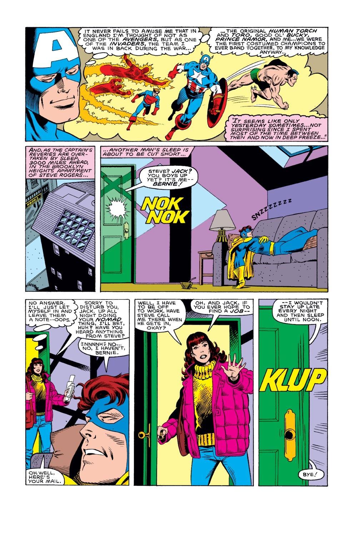 Captain America (1968) Issue #307 #235 - English 4