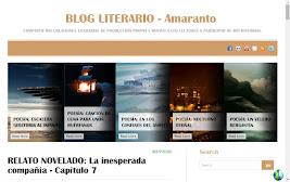 BLOG LITERARIO - Amaranto