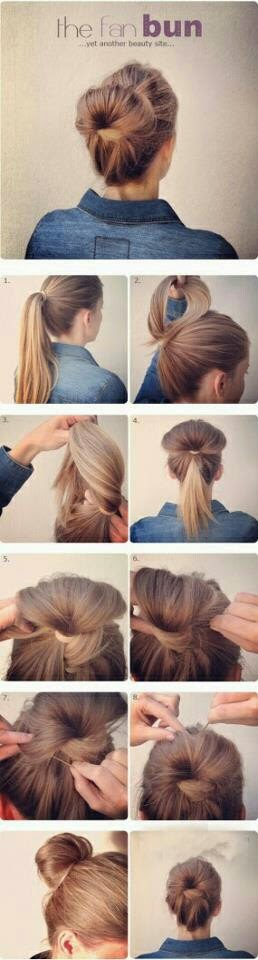 hairstyling tips and ideas