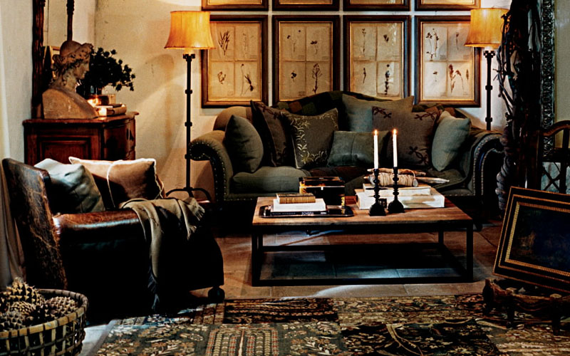Color outside the lines ralph lauren home collections archive part one Ralph lauren home bedroom furniture