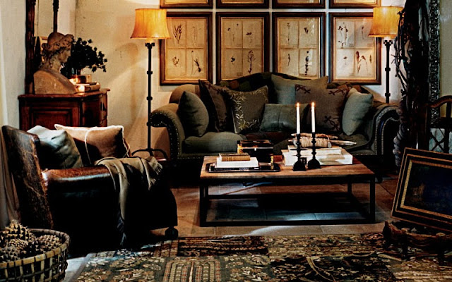 The St. Germain Collection From Ralph Lauren Was And Is Probably Still My  All Time Favorite. It Was My Introduction To Ralph Lauren Home, And It  Captivated ... Part 74