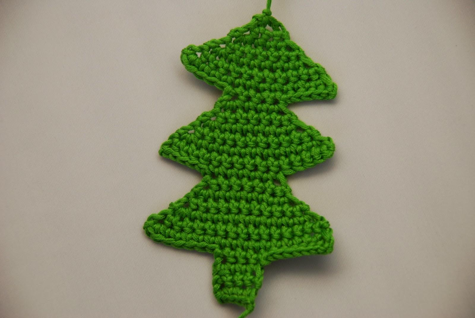amjaylou crochet christmas tree decoration. Black Bedroom Furniture Sets. Home Design Ideas