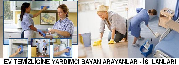 Gündelik ev iş ilanları gundelik ev is ilanlari gündelikli