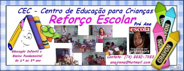 CEC-Reforço Escolar