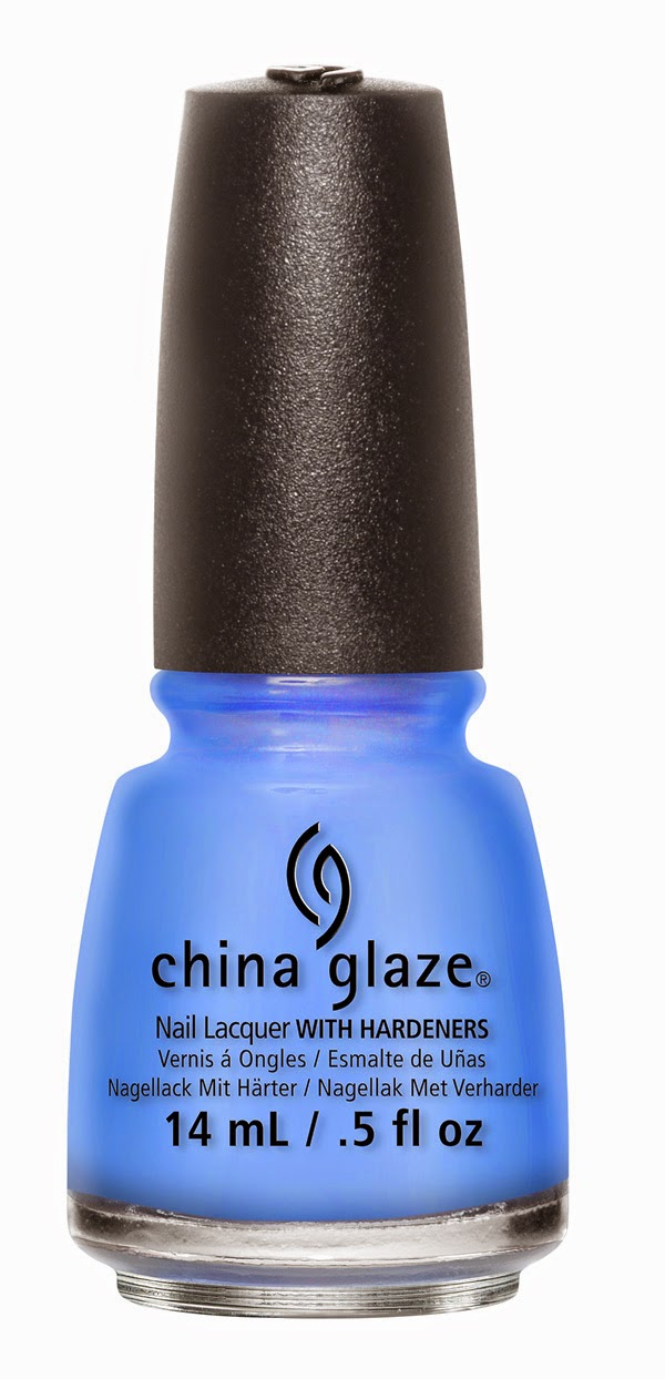 China Glaze Boho Blues