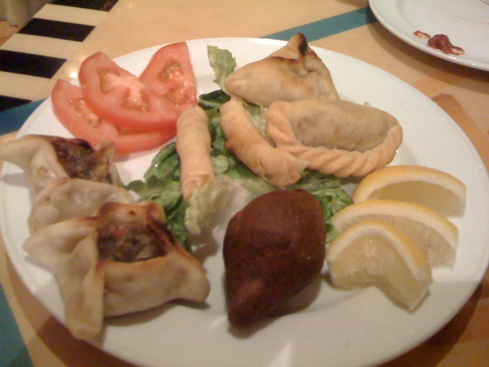 Singapore serendipity restaurant review al hamra for Arab cuisine singapore