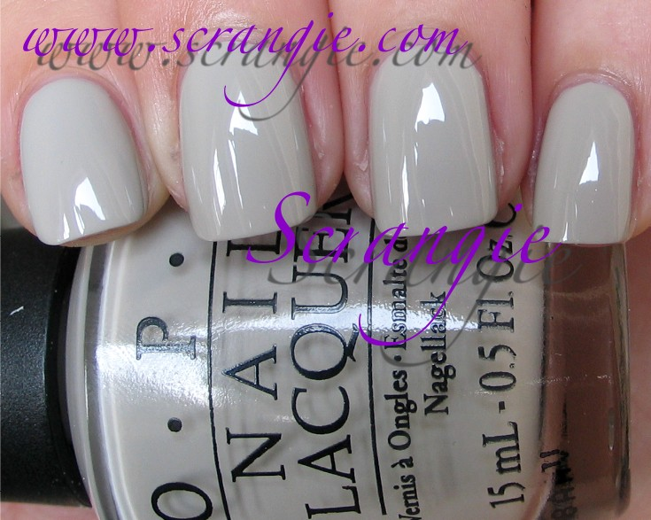 OPI Skull And Glossbones, Free Shipping at Nail Polish Canada