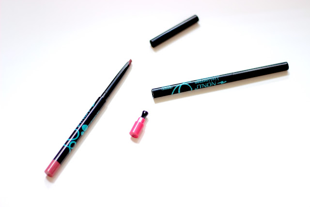 NON.U Elegant Makings She Turns Me On Lipliner Pen Review