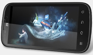 ZTE Grand X Android Jelly Bean Murah Layar 4.3 Inch