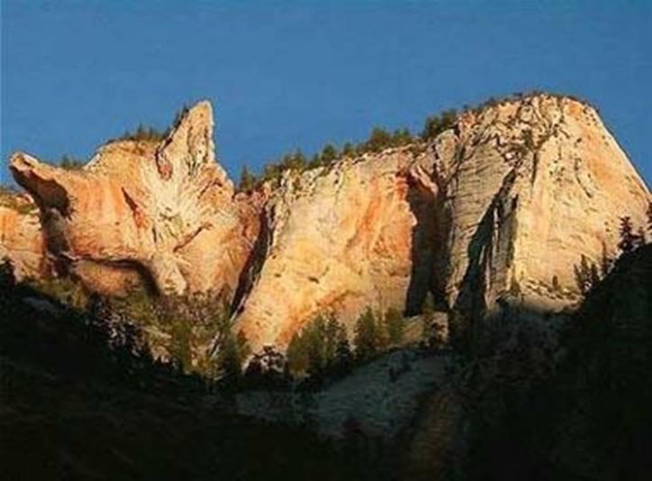 Sleeping Cat Mountain