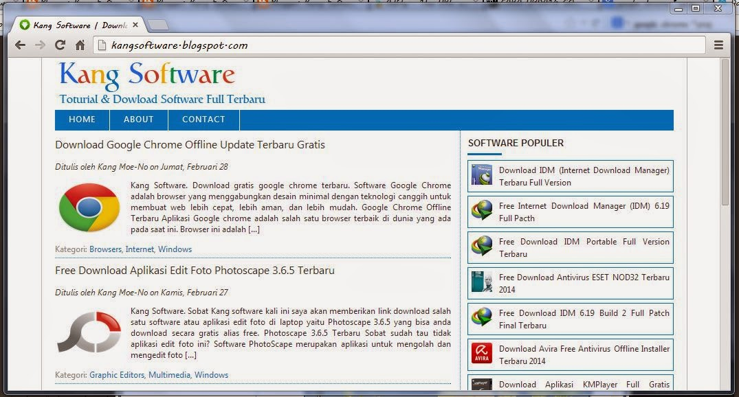download google chrome terbaru