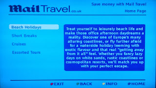 Mail Travel TV screenshot 05/07/2012