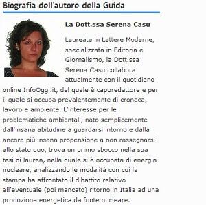 Serena Casu, autrice della guida sulle case prefabbricate in legno