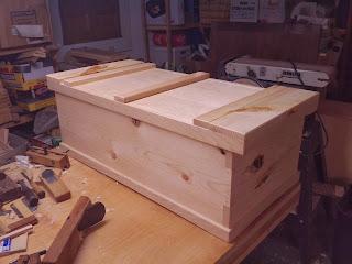 pine box 10/10/2013