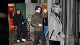 Jay Z et Justin Timberlake rendent visite à leur amie Taylor Swift