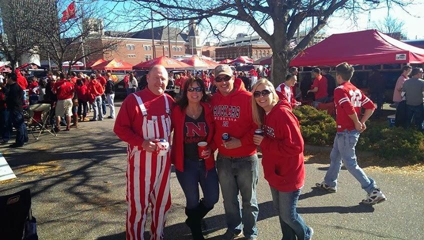 Julie Discovers Atlantic: Nebraska Cornhusker Football Games