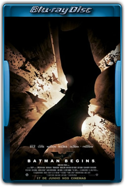 Batman Begins Torrent Legendado