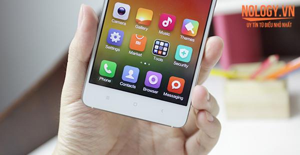 review Xiaomi Mi4 cáu hình khủng