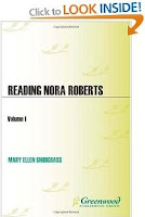 Reading Nora Roberts -- cover