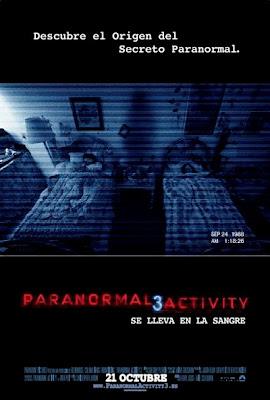 Actividad+Paranormal+3+%25282011%2529 Actividad Paranormal 3 (2011) Latino DVDRip