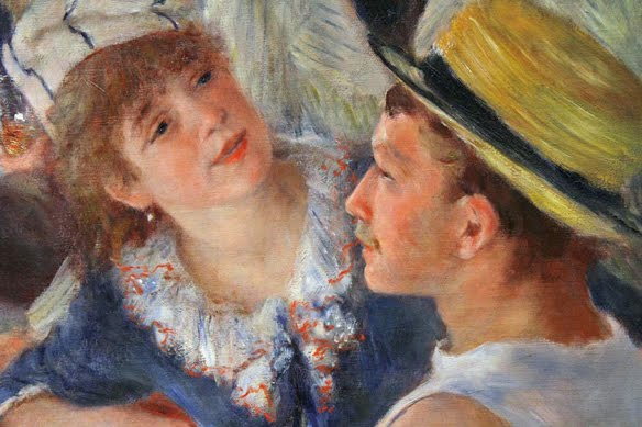 art history formal analysis renoir luncheon of the boating party essay The work of art i chose for my interpretation is luncheon of the boating party (figure 1), in its original name le déjeuner des canotiers, by pierre auguste renoir first, i'll give some general information about it, then i'll pass to analysing it by using the concepts learned during this course.