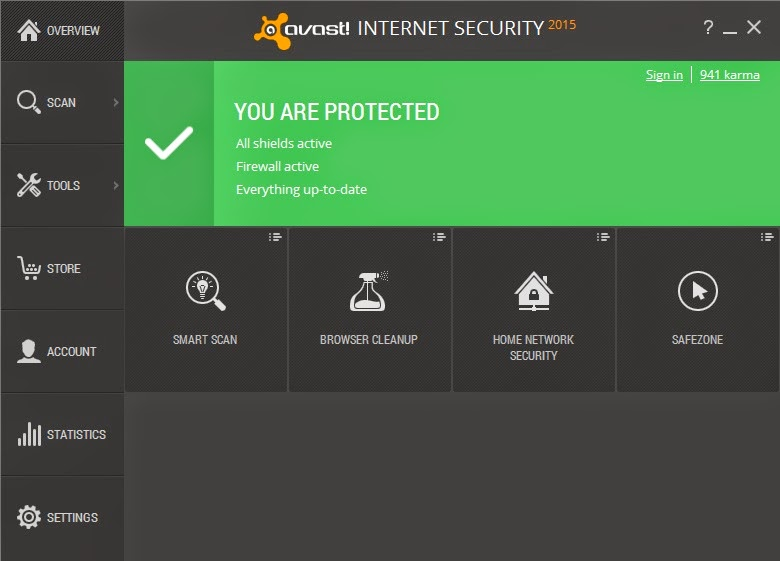 License Avast 2015 Sampai Tahun 2017