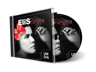 Cd Elis Regina – Um Dia (2012)