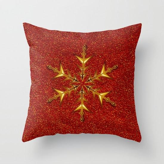 http://society6.com/product/golden-snowflake-on-red-glitters_pillow?curator=elenaindolfi