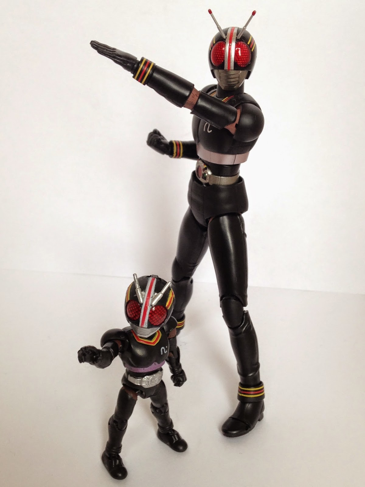 With Figuarts Black