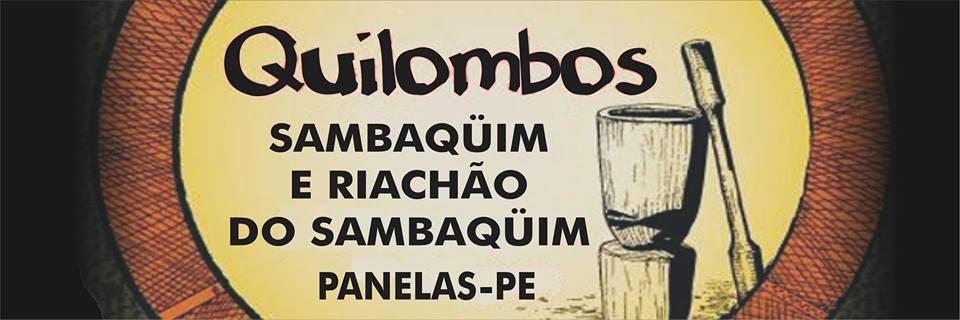 Quilombolas do Sambaquim e Riachão do Sambaquim, montaram uma tenda para comercialização de iguarias regionais