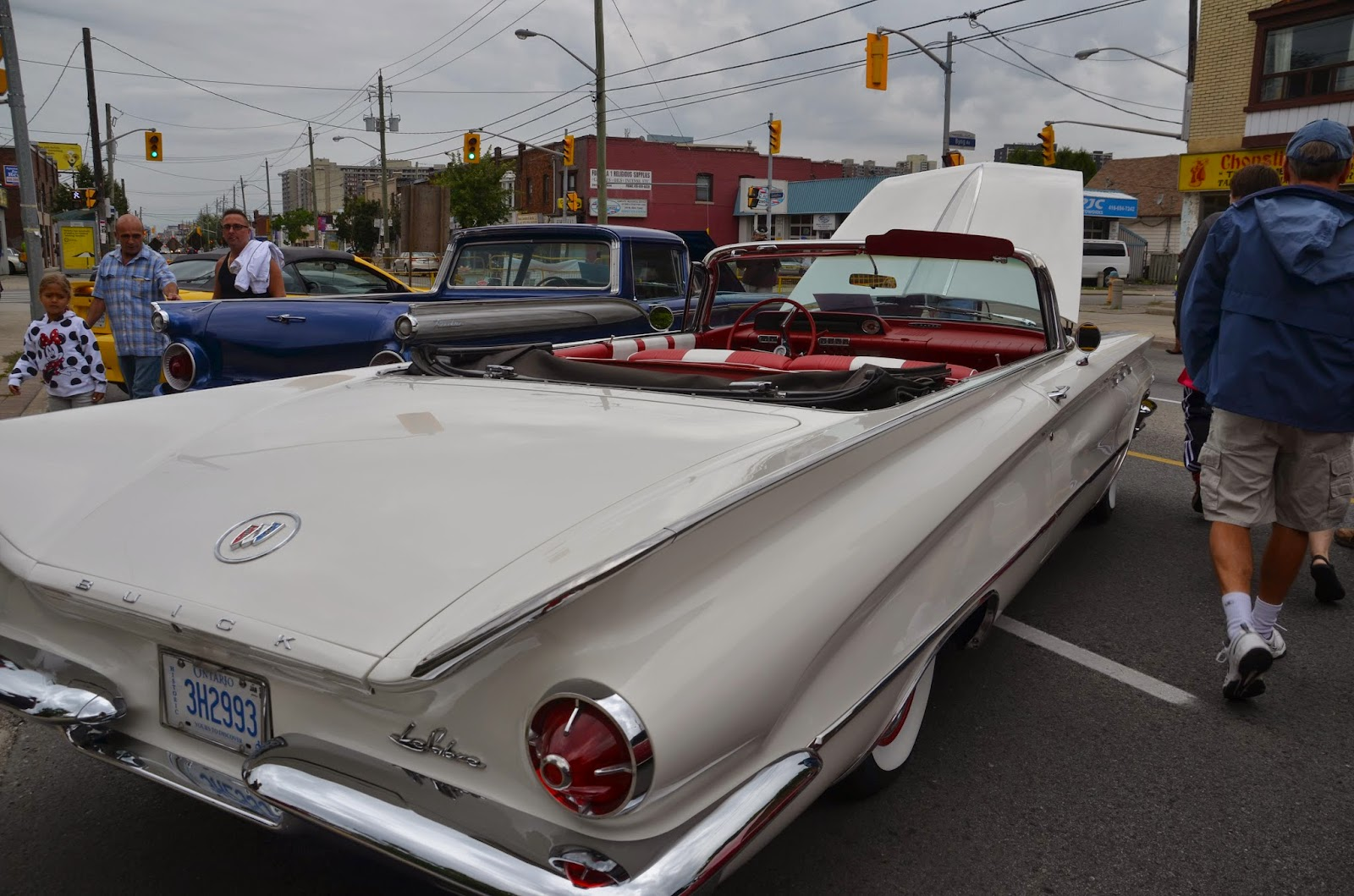 The Hairy Edge WHEELS ON THE DANFORTH CAR SHOW GENTLEMEN YOU MAY - Show wheels on your car