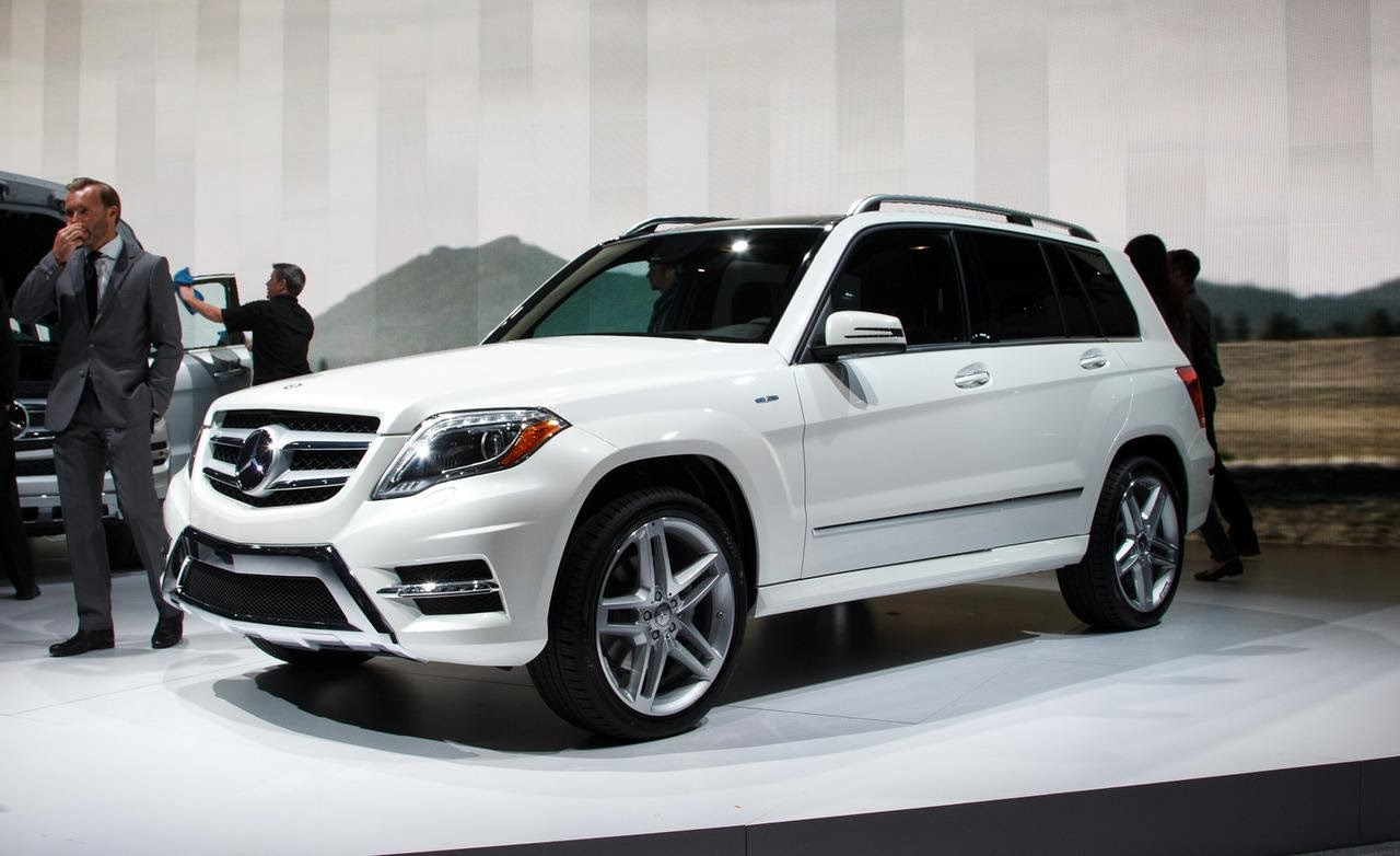 worldscarnews mercedes benz glk 350 2013 finally a 4 cylinder turbodiesel. Black Bedroom Furniture Sets. Home Design Ideas