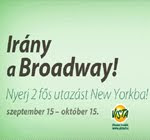 Irány a Broadway!