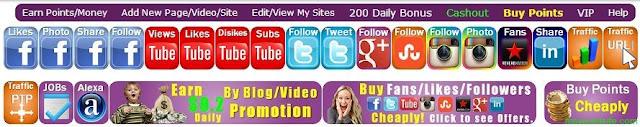 Social Medial Exchange Site