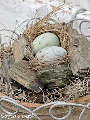 Härliga ägg...
