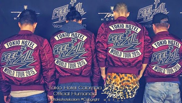 Tokio-Hotel-Rockea-MA-1-ALPHA-Customizadas-Durante-our-mundial-2015-FEEL-IT-ALL