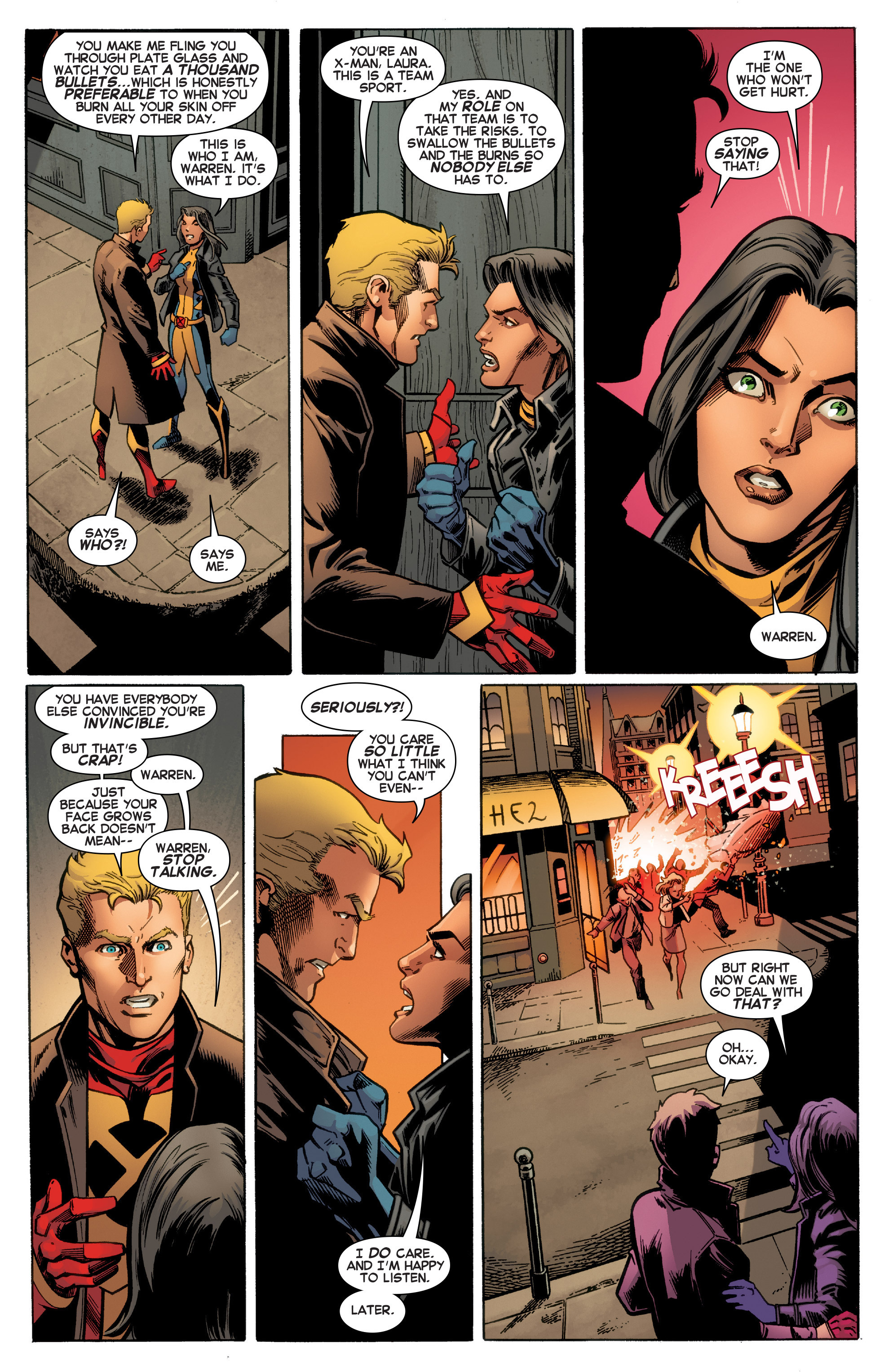 All-New X-Men (2016) Issue #4 #6 - English 17
