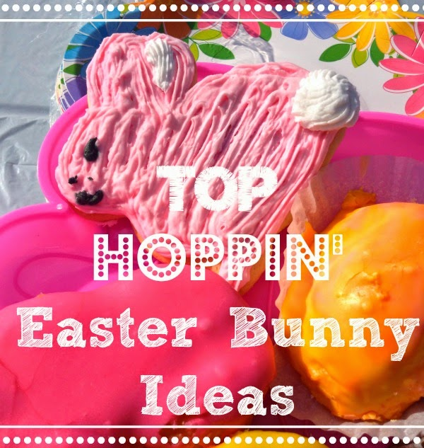 crafts for Easter bunny
