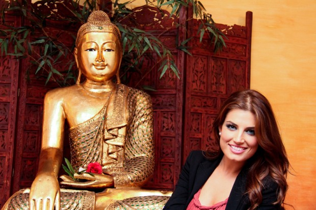 Miss Universe 2011 Contestants activities at Buddha Spa