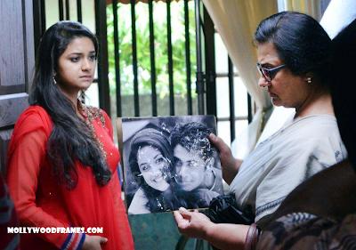 Seema and Keerthi Suresh in Geethanjali.