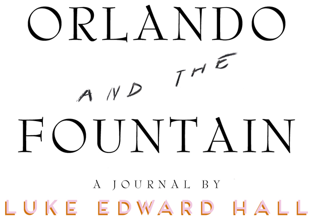Orlando and the Fountain