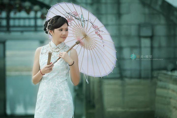 江南女孩素材 (Jiāng nán nǚ hái sù cái) - Sunny south girl literature