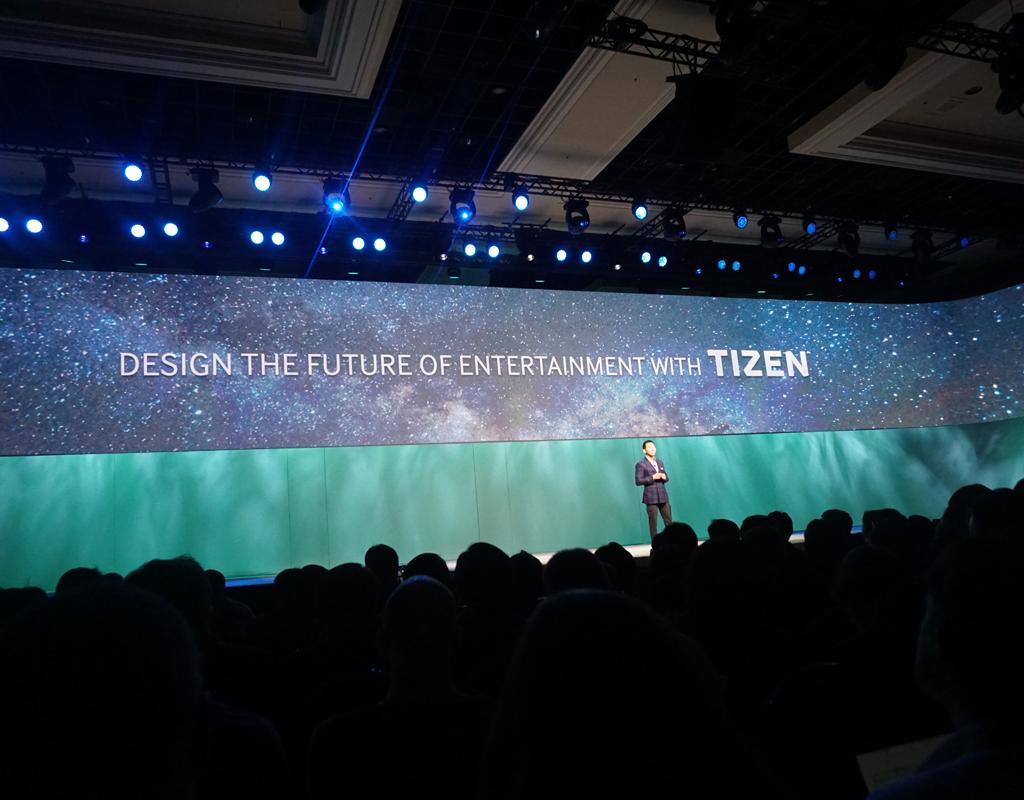 Các nhà phát triển nội dung hợp tác với Samsung.